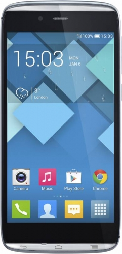 Alcatel One Touch Idol Alpha 6032X Slate