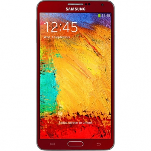 Samsung Galaxy Note 3 SM-N9005 32Gb Red