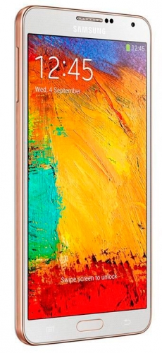Samsung Galaxy Note 3 SM-N9005 32Gb White Gold