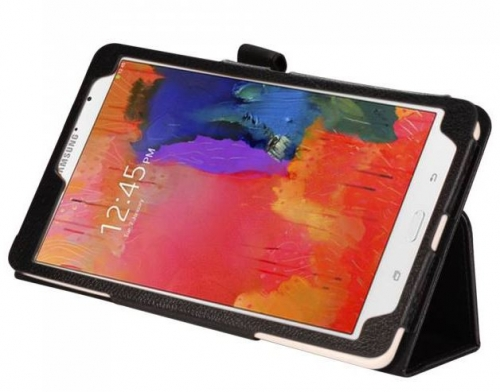 Чехол книжка для Samsung Galaxy Tab 3 7.0 Lite IT Baggage Черный