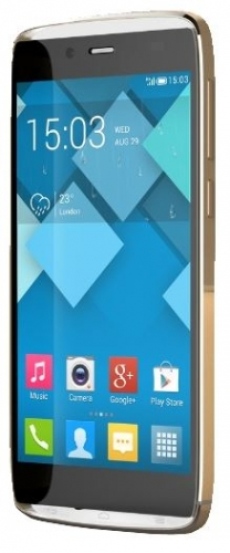 Alcatel One Touch Idol Alpha 6032X Soft Gold