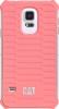 Чехол накладка для Samsung Galaxy S5 SM-G900F CAT Active Urban CAT-CUCA-PISI-GS5 Pink