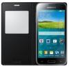 �����-������ ��� Samsung Galaxy S5 mini SM-G800F S-View EF-CG800BBEGRU Black