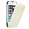 ����� ������ ��� Apple iPhone 5S Nobby Comfort FC-001 White