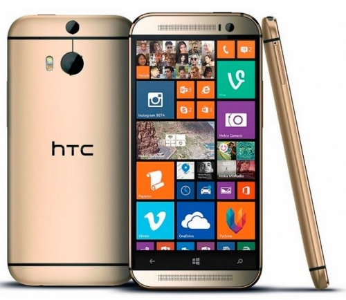 HTC One M8 for Windows 16Gb Gold