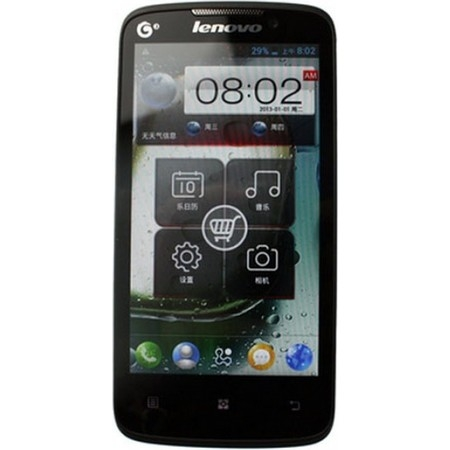 Lenovo A670T 4Gb Black