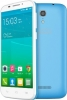 Alcatel Pop S7 7045Y White Fashion Blue