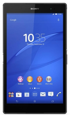 Sony Xperia Z3 Tablet Compact 16Gb LTE Black