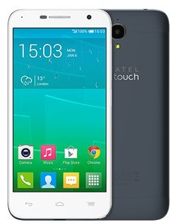 Alcatel OT6016X Idol 2 Mini White Slate