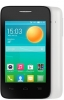 Alcatel Pop D1 4018D Black Pure White