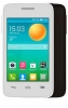 Alcatel Pop D1 4018D White Dark Chocolate