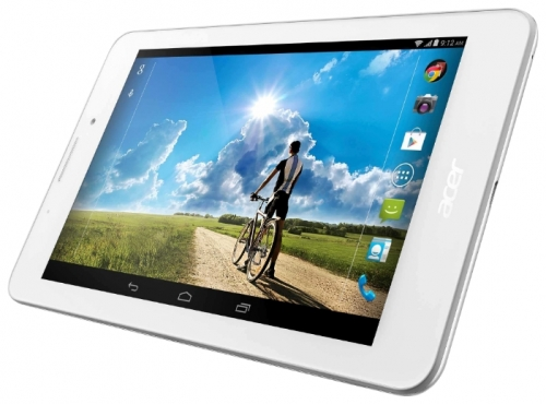 Acer Iconia Tab A1-713 16Gb Silver