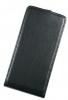 Чехол книжка для Alcatel Idol 2 6037K Черный Ecostyle Shell