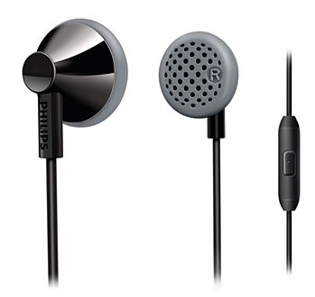 Philips SHE2005BK Black