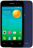 Alcatel Pop S3 5050X  Black Fashion Blue