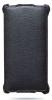 Чехол книжка для Microsoft Lumia 640 XL LTE Dual Sim UpCase Черный