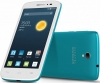 Alcatel OneTouch Pop 2 White Blue