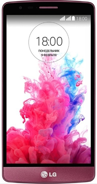 LG G3 s D724 Red