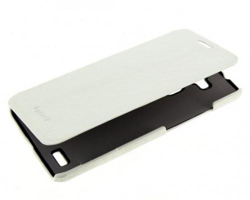 Armor Case Flip для Huawei Ascend Mate 7 Белый боковой