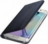 ����� ��� Samsung Galaxy S6 Edge Flip Wallet EF-WG925PBEGRU Black