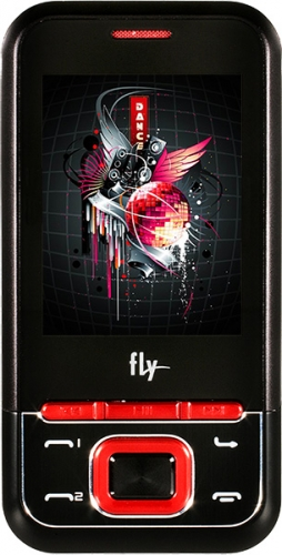 Fly MC220 Black Red