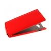 Чехол книжка для Apple iPhone 4 и 4S UpCase красный
