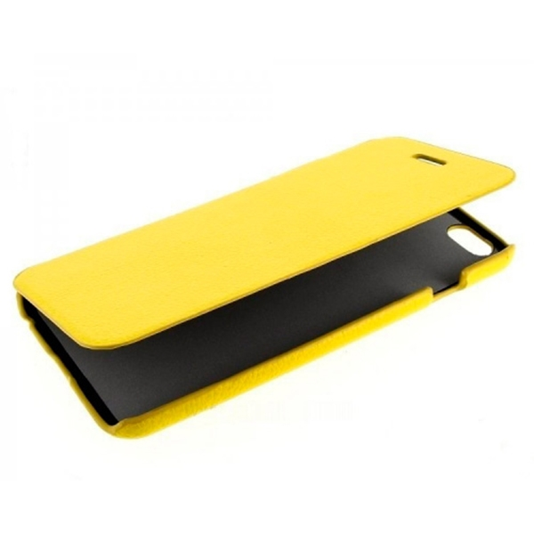 UpCase для HTC Desire 600 Dual Sim желтый боковой