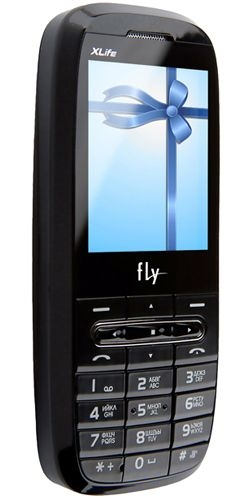 Fly DS165 Black