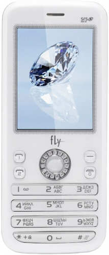 Fly MC180 Desire Swarovski White