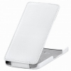 Чехол книжка для Huawei D2 UpCase белый