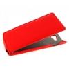 Чехол книжка для Huawei G510 UpCase красный