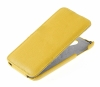 Чехол книжка для Lenovo S750 UpCase желтый