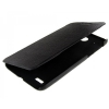 Чехол книжка для Lenovo S939 UpCase черный боковой