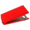 Чехол книжка для Sony Xperia T3 (D5103) UpCase красный