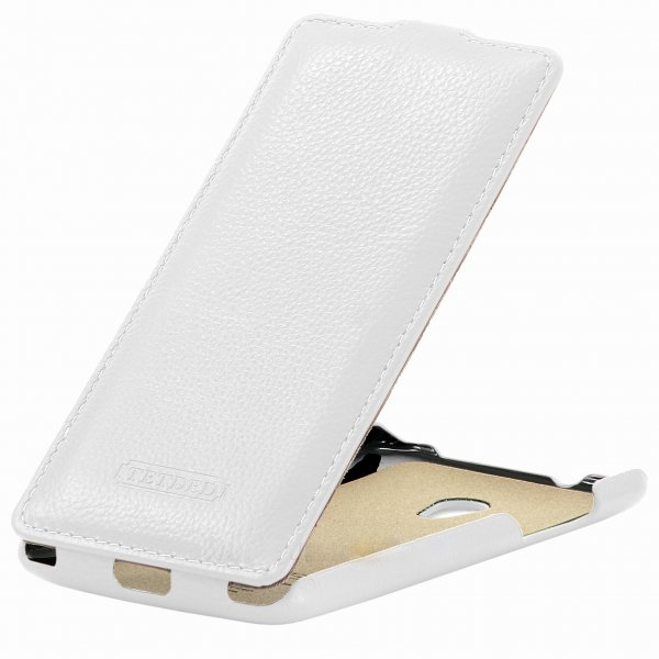 Tetded Troyes для Sony Xperia M White