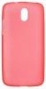 Силиконовый чехол для HTC Desire 516 Dual Sim TPU 0.5мм красный глянцевый