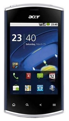 Acer Liquid Mini E310 Black