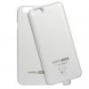 Чехол накладка с аккумулятором для Apple iPhone 6 Nobby Energy CCPB-001 White