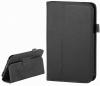 Чехол книжка для Lenovo IdeaPad S10-2 черный флотер