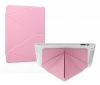 Чехол книжка для Apple iPad 2, 3, 4 Kwei case Smart Case светло-розовый