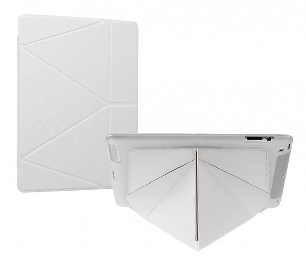 Kwei для Apple iPad Air 2 case Smart Case белый
