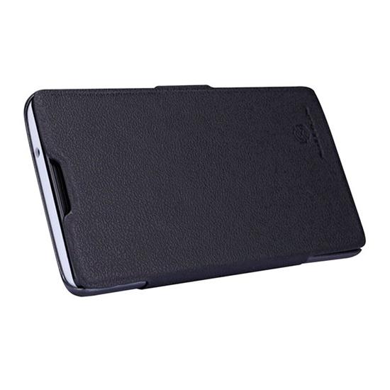 Nillkin для Huawei G700 Fresh Series Leather Case черный