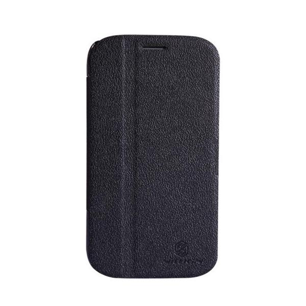 Nillkin для Samsung Galaxy Grand Neo GT-I9060 Fresh Series Leather черный