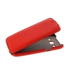 Чехол книжка для Samsung Galaxy Star Advance SM-G350E UpCase красный