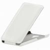 Чехол книжка для Meizu MX5 UpCase Белый