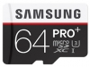 Samsung MB-MD64DARU 64Gb microSDHC Pro Plus + SD-адаптер