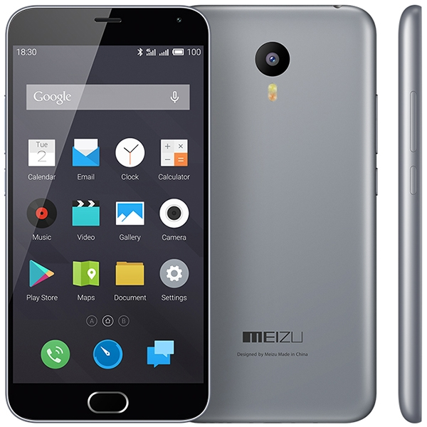 Meizu M2 Note 16Gb Grey