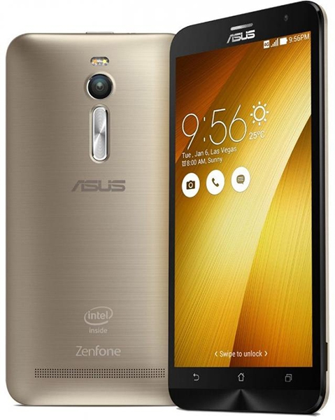 Asus ZenFone 2 ZE551ML 64Gb Ram 4Gb Gold