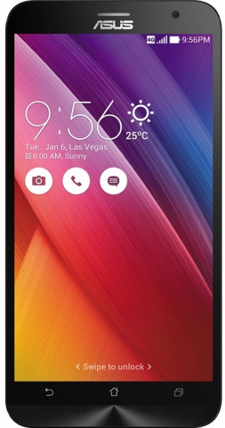 Asus ZenFone 2 ZE551ML 64Gb Ram 4Gb Black