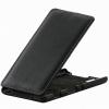 Чехол книжка для Sony Xperia C4 UpCase Черный